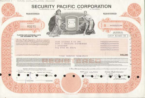 Pacific security systems trading corporation